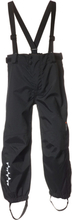 Isbjörn Hurricane Hard Shell Pants Barn black 110-116 2019 Skidbyxor