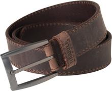 Härkila Arvak Leather Belt Herr Bälte Brun 110