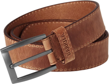 Härkila Arvak Leather Belt Herr Bälte Beige 90
