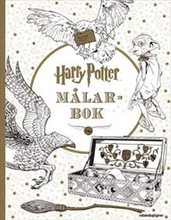 Harry Potter målarbok