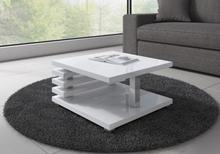 "e-Com - Kahvipöytä ""OSLO"" - 60 x 60 cm"