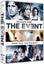 The Event - Säsong 1 (3 disc)