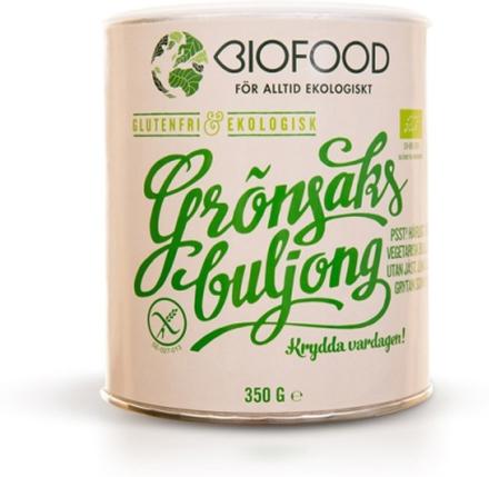 Biofood Grönsaksbuljong 350 g