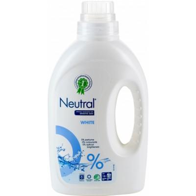 Neutral Flydende Hvid Vask 700 ml