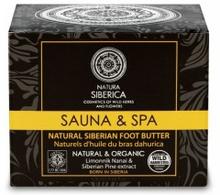 Natura Siberica Sauna & Spa Natural Siberian Foot Butter 120 ml
