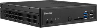 Shuttle XPC Slim Barebone, Intel Q170, S1151, svart