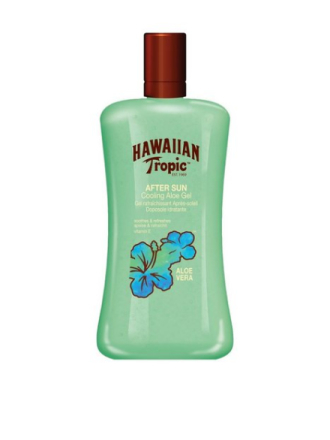 Hawaiian Tropic After Sun Cooling Aloe Gel 200 ml Transparent