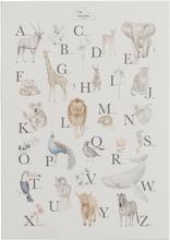 Cam Cam Poster Alfabetet A-Z