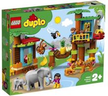 Lego Duplo Town 10906 Tropisk øy