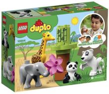 Lego Duplo Town 10904 Dyreunger
