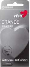 RFSU Grande Condoms 10-pack