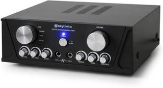 Kompakt HiFi-förstärkarer Skytronic karaokeslutsteg 2 x 50W max