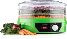 Sunfruit Dehydrator grön mattorkare 260 W termostat GS
