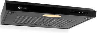 UW60BL Köksfläkt svart 60cm frånluftsutsug 160m³/h