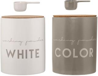 Bloomingville Kaffeburk White & Color