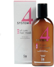 System4 Nr0 Oil Cure Hair Mask 215ml