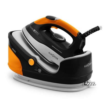 Speed Iron ångstrykjärn 2400 watt 1,7 liter orange