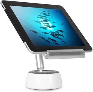 Shinepad Bluetooth bordslampa med högtalare och läsplattehållare