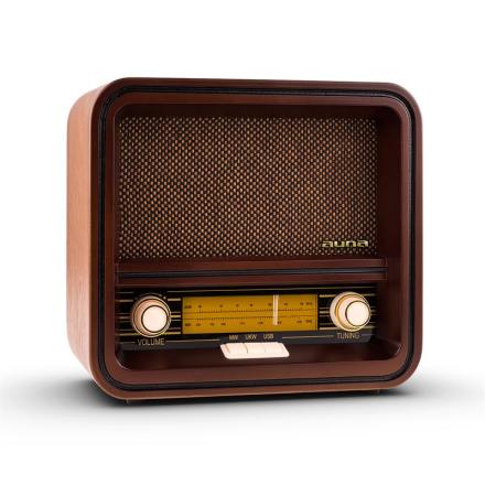 Belle Epoque 1901 retro-radio nostalgiradio FM AM USB MP3