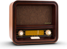Belle Epoque 1901 retro-radio nostalgiradio FM AM USB MP3