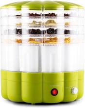 YoFruit frukttork 5 nivåer med yoghurttillverkare grön