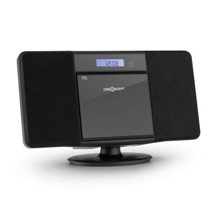 V-13 BT stereoanläggning CD MP3 USB Bluetooth radio väggmontering
