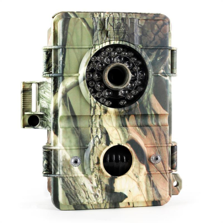Grissly 3.0 vildkamera infraröd-blixt 8 MP SD TV-out HD-video camouflage