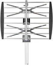 Nedis TV-antenn för utomhusbruk | Max. förstärkning 8 dB | UHF: 470 - 694 MHz | 2 komponenter