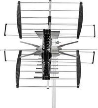 Nedis TV-antenn för utomhusbruk | Max. förstärkning 14 dB | VHF: 170 - 230 MHz | UHF: 470 - 694 MHz | 28 komponenter