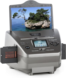 979GY Combo dia-film-foto-scanner 14MP SD USB