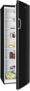 Bigboy Kylskåp 335 l 6 nivåer Energieffektivitetsklass A+ svart