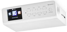 """KR-190 Internet Hängande Radio WiFi App-Styrning 3,2"""" TFT-Display vit"""