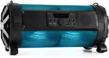 Thunderstorm S mobil Bluetooth-högtalare 60 W max. batteri USB SD FM LED