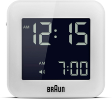 Braun digitaalinen herätyskello