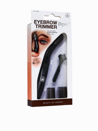 Trimmer - Black Depend Eyebrow Trimmer