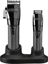 BabylissPro GunsteelFX Clipper & Trimmer Combi Set FX8705E