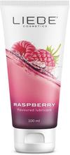 Liebe Lubricant Raspberry Glidmedel Med Hallonsmak