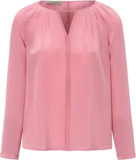 Blus i 100 % silke från Uta Raasch rosa f80e16a169aec
