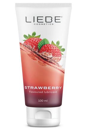 Liebe Lubricant Strawberry