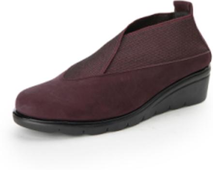 Skor för kvinnor från The Flexx röd