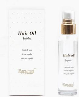 Rapunzel Of Sweden Jojoba Hair Oil 50 ml Hårvård & Styling Transparent