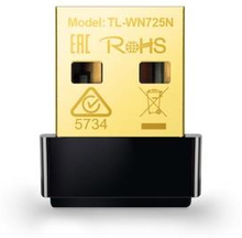 TP-Link 150Mbps Wireless N Nano USB Adapter/Nano size/USB 2.0 Interface