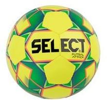 Select Jalkapallo Futsal Attack Shiny - Keltainen/Vihreä