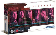 1000 pcs. High Quality Collection Panorama Stranger Things
