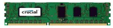 Crucial 8GB DDR3L 1600MHz CL11 DR x8 ECC Unbuffered DIMM