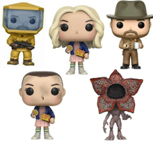 Stranger Things Character 10cm Action Figure Toys Vinyl Dolls for Collection