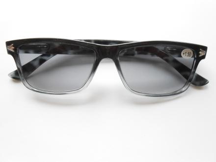 solglasögon med styrka +1.50 inkl fodral