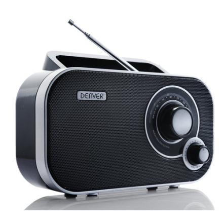 Denver Radio TR-54 Black
