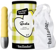 Belladot Greta Minivibrator gul