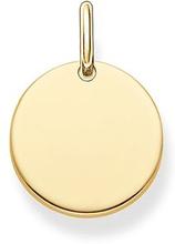 Thomas Sabo Hängsmycke Cirkel Guld